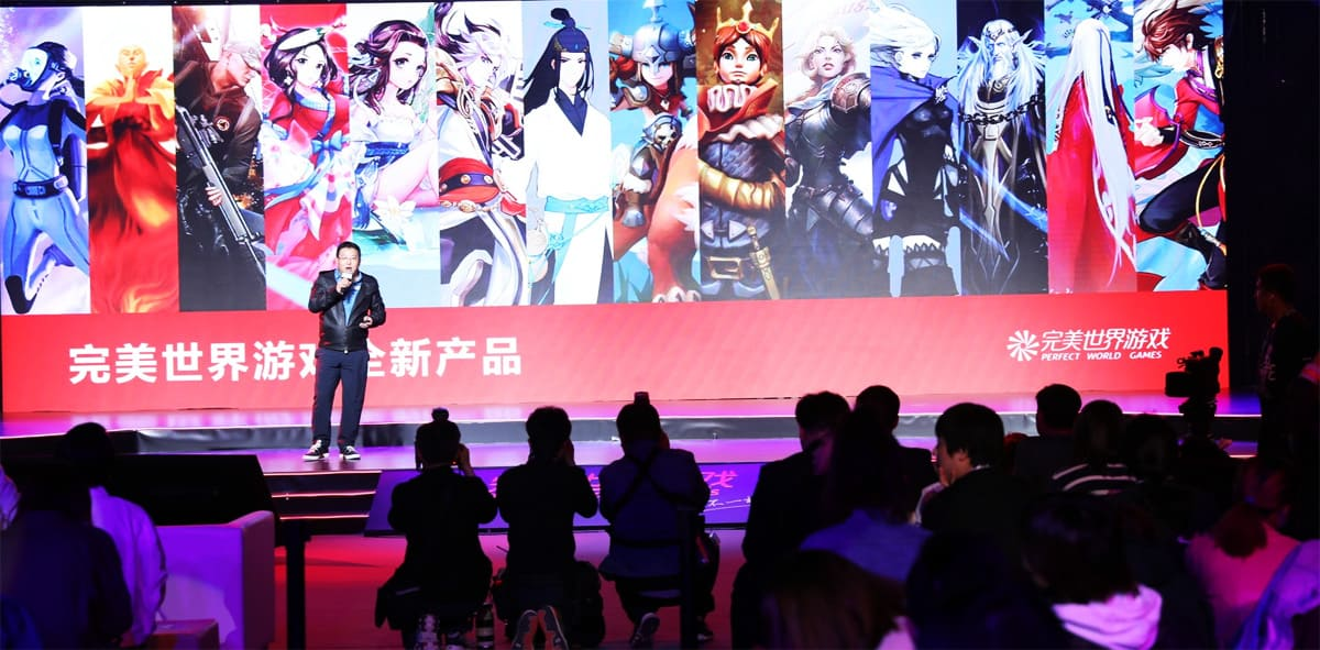 World Gaming Conference in Japan